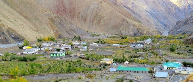 Geu village - Himachal