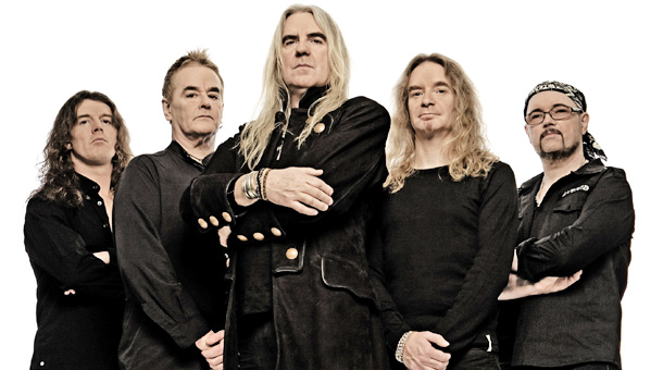 Saxon To Release '-Thunderbolt'- Album In February- Cover Artwork ...