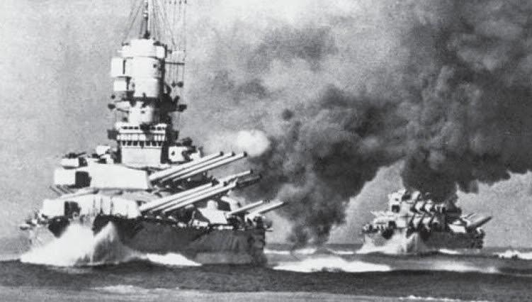 Batalla del Cabo Matapan en la Segunda Guerra Mundial