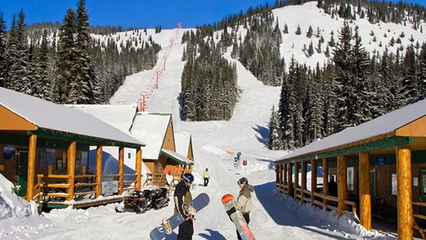 Manning Park Ski Resort, British Columbia - Where is the Best Place for Skiing And Snowboarding in Canada