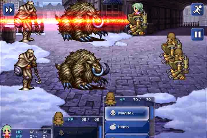 10 Best Android Games of 2014 Final Fantasy 6