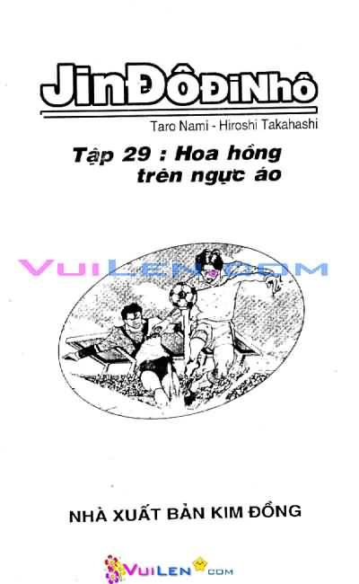 Jindodinho - Đường Dẫn Đến Khung Thành III Tập 29 page 1 Congtruyen24h
