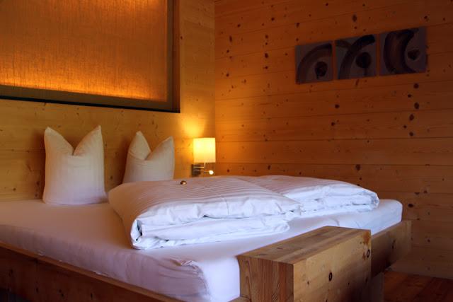 Holzhotel Forsthofalm Zimmer