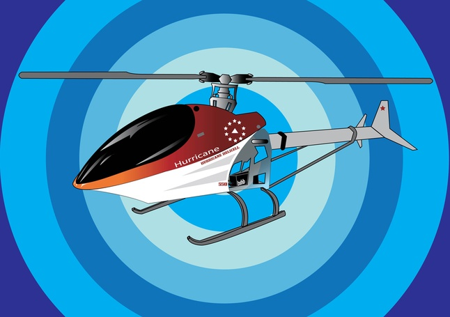 Free Vector Helicopter Graphics Download