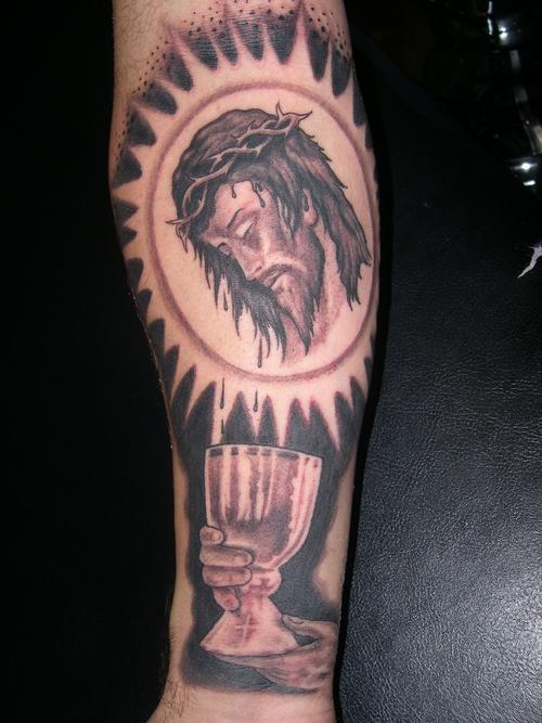 Jesus Tattoos   Religious Tattoos