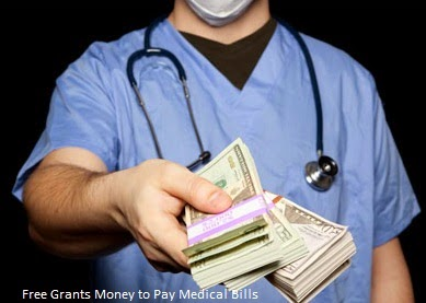Free Grants to Pay Off Medical Bills