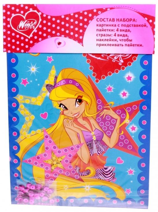 nuevas laminas para decorar con perlas winx club trendy