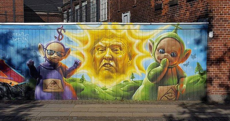 νόστιμα  γκράφιτυ