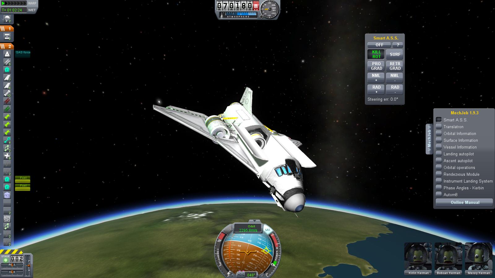 kerbal space program interplanetary ship - photo #43