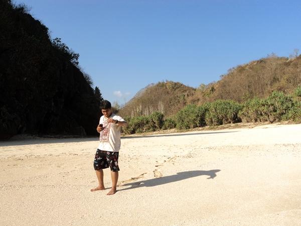 Pasir Pantai Greweng