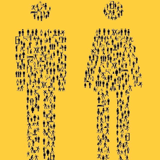 el grupo,  como un solo ser , el sujeto,  como un ser plural , isotipos, pictoramas