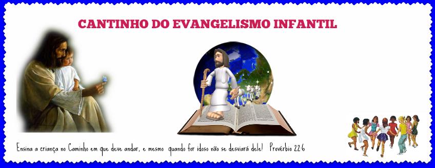 Cantinho do Evangelismo Infantil