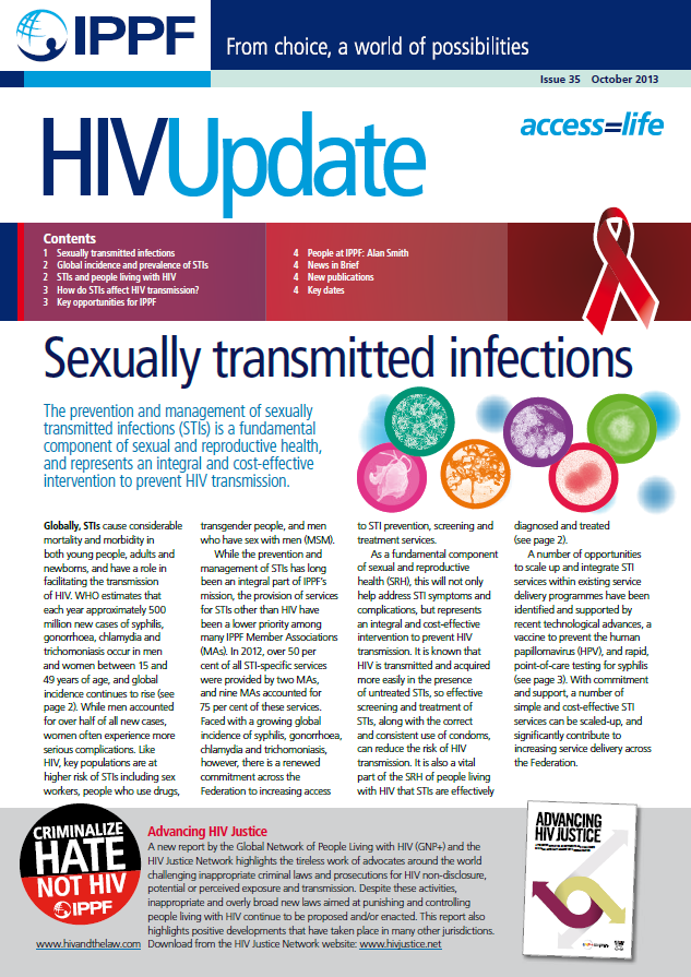 preventing hiv aids and sexually transmitted infections Information about the hiv/aids and sexually transmitted diseases prevention program of the public health division of the sonoma county department of health services.