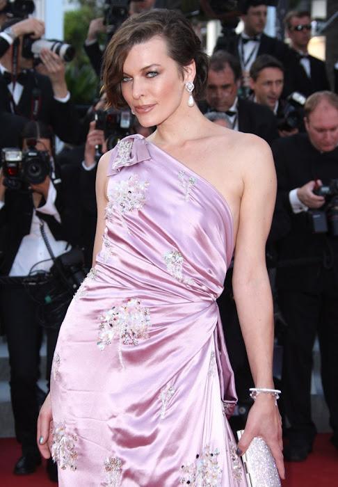 milla jovovich new actress pics