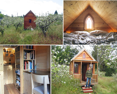 Smallest House In The World Inside