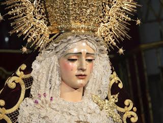 María Santísima de Gracia y Amparo - Sevilla