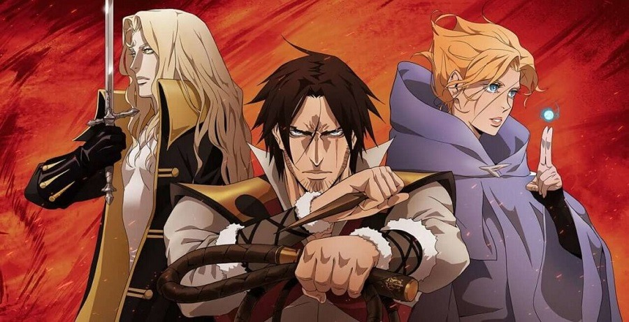 Castlevania - 1ª Temporada Torrent
