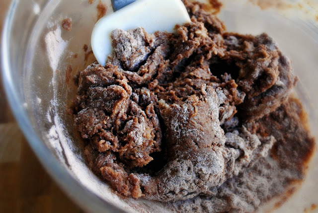 Chocolate Pecan Cookies l SimplyScratch.com