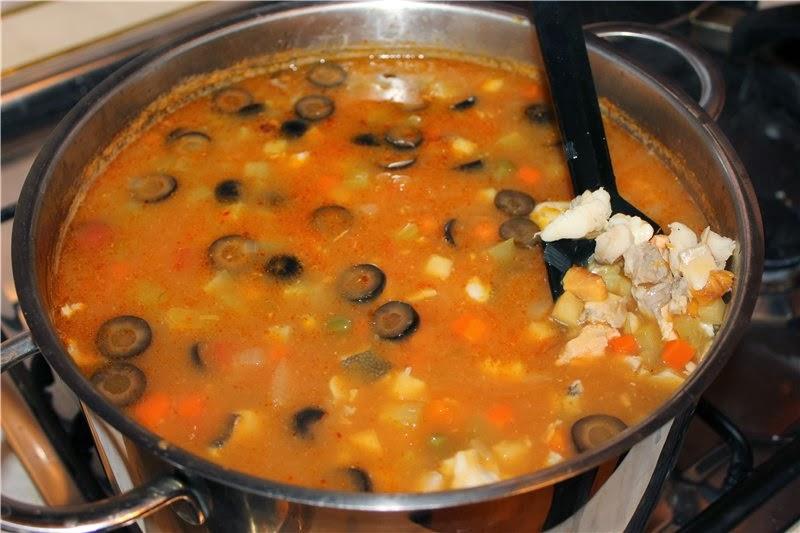 Как варить солянку суп на ребрышках рецепт пошагово