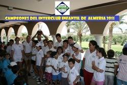 LA ENVIA CAMPEONES DEL INTERCLUB INFANTIL DE ALMERIA 2011