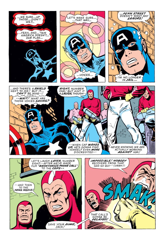 Captain America (1968) Issue #171 #85 - English 5