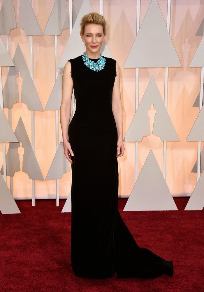 Oscar 2015 Cate Blanchett