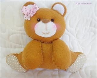 Guirlanda de maternidade ursos