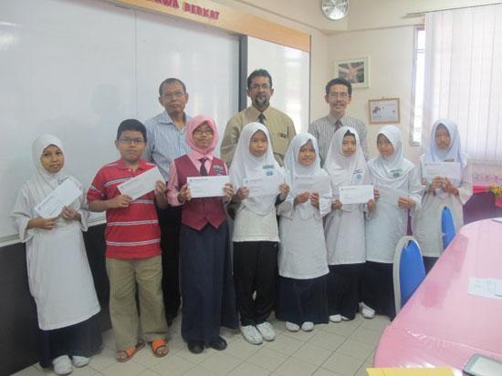 Skim Bantuan Persekolahan (SBP) YPM di Sek Sri Damansara