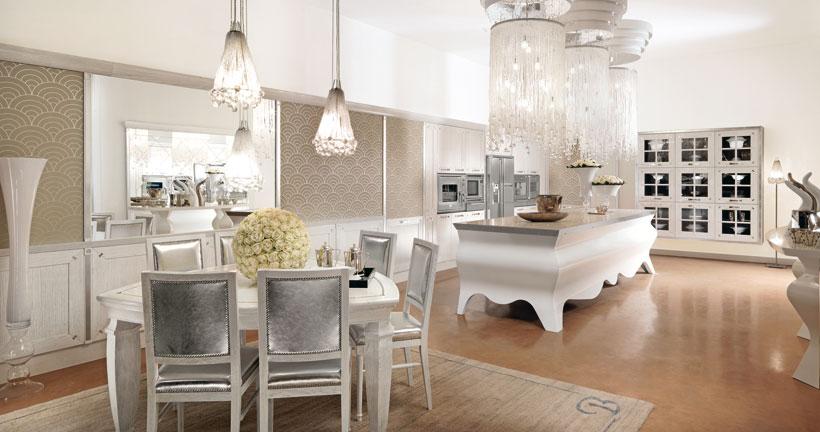 Cocinas clasicas blancas great y lo que es ms importante for Cocinas blancas clasicas