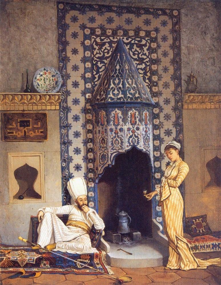 orientalism thesis
