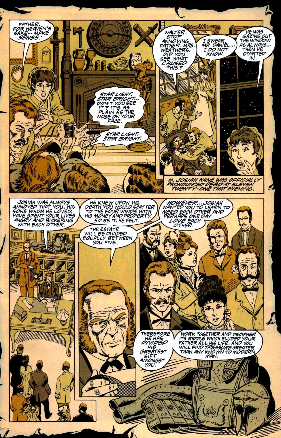 Deathstroke (1991) Issue #27 #32 - English 4