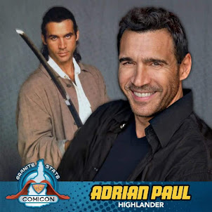 Adrian Confirmed for Manchester Con September 17-18