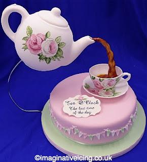 Chá da Tarde Dia das Mães com Recital de Poesia- Cronograma