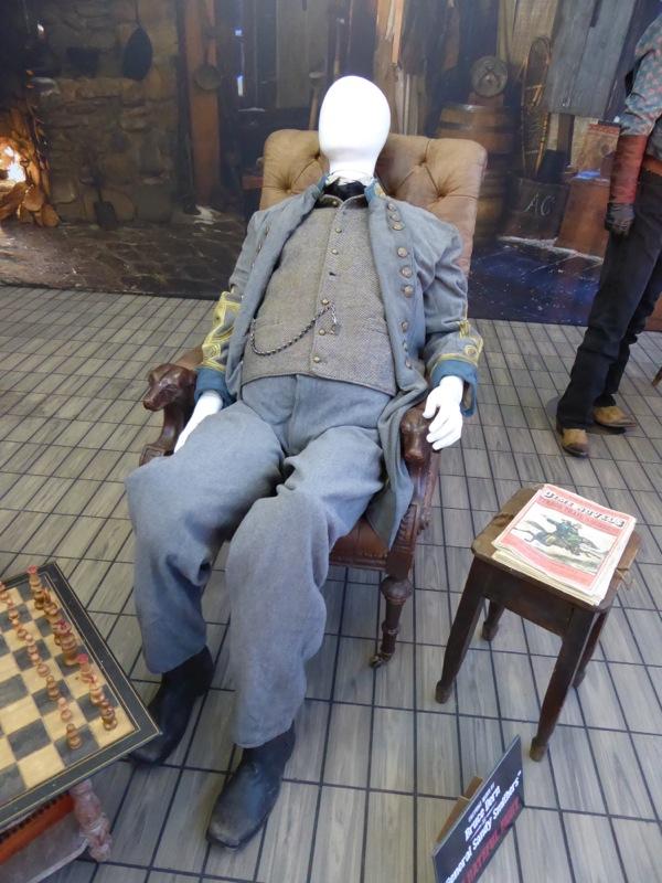 Bruce Dern Hateful Eight General Sandy Smithers costume