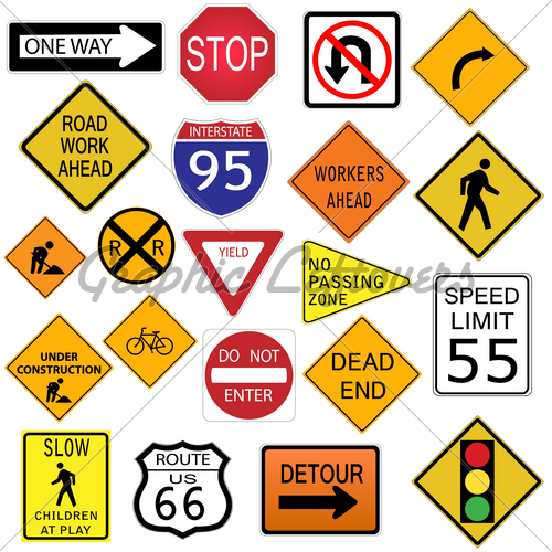 Doing Life Different: Road Signs: Are They Really Necessary?