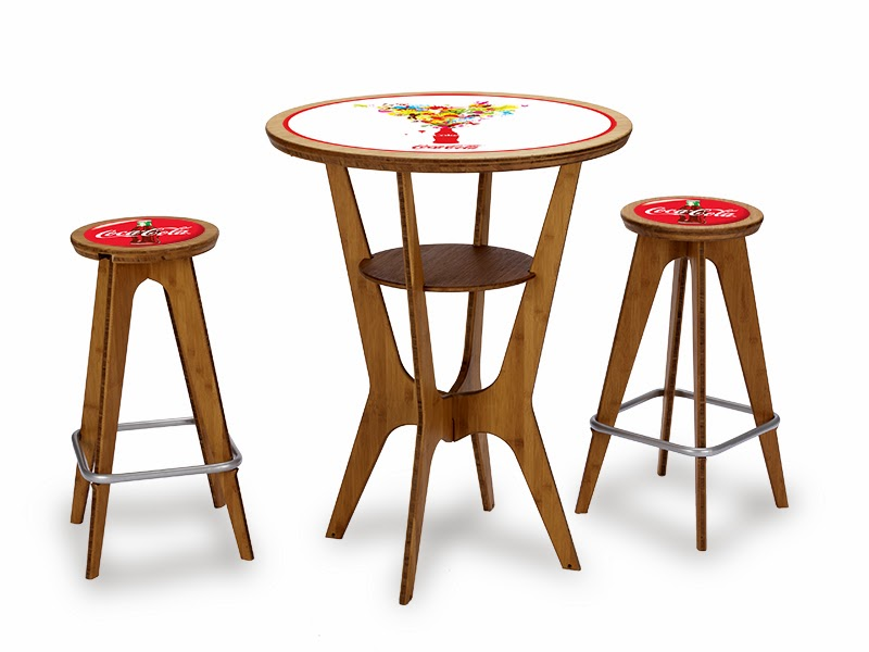 Trade Show Tables and Chairs