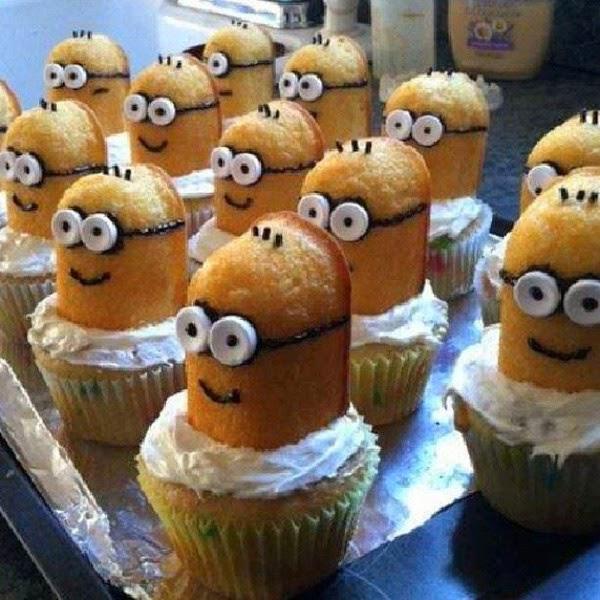 Cupcakes Mi Villano Favorito