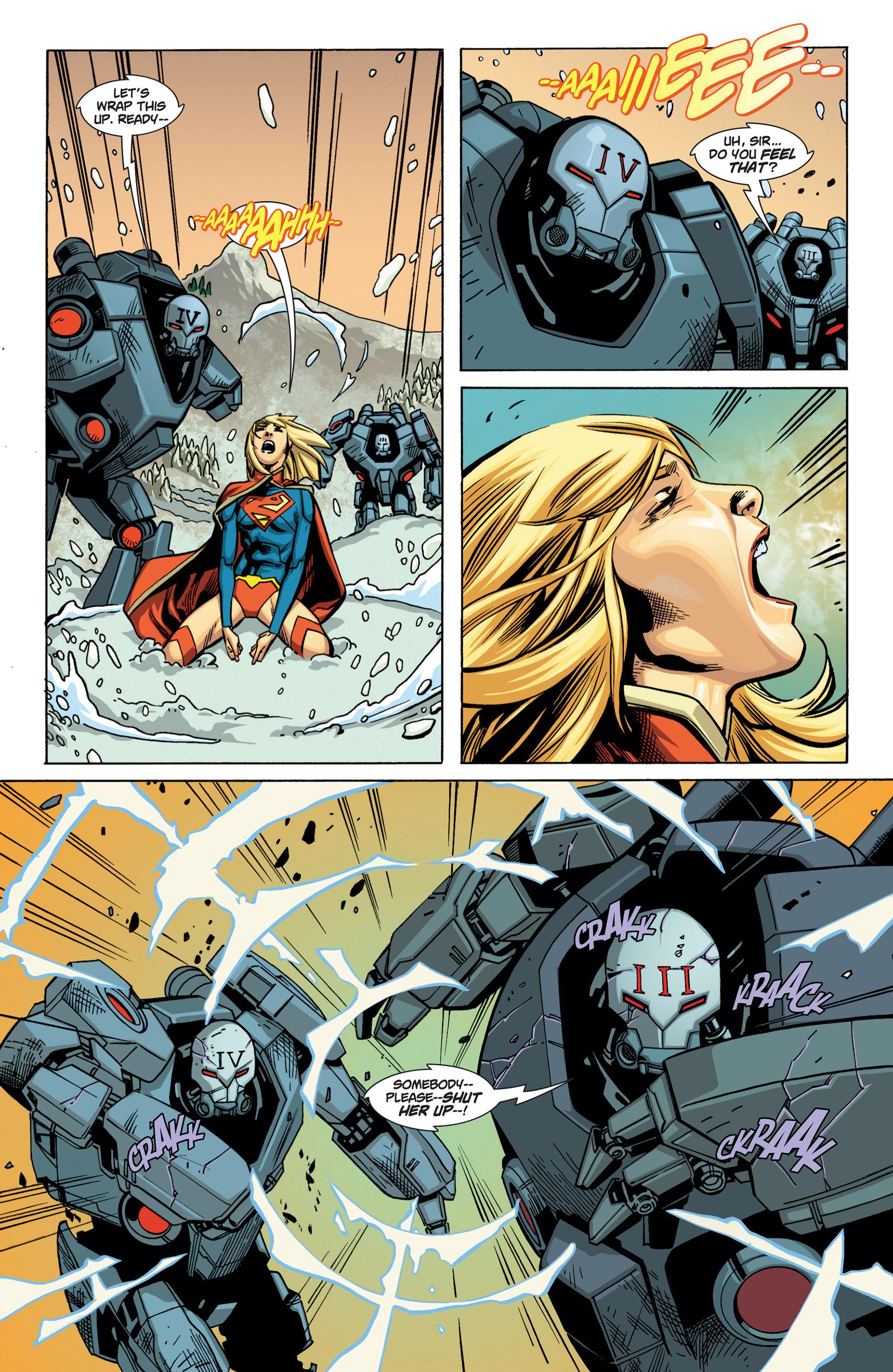 Supergirl (2011) Issue #1 #3 - English 17