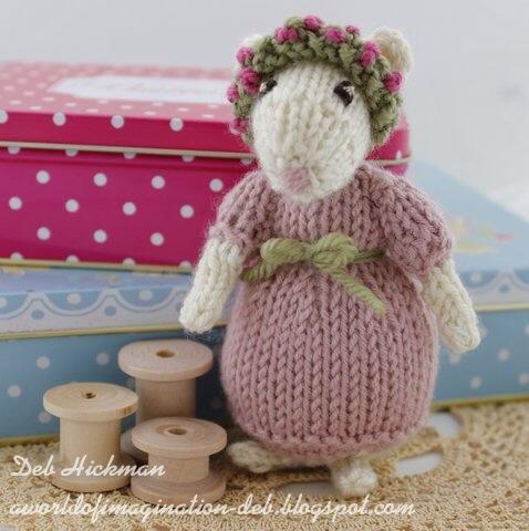 Knitting Pattern Free Mouse : KNIT MOUSE PATTERN 1000 Free Patterns