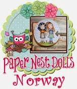 Paper Nest Dolls - Norway!