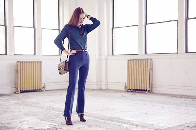 Vogue Marina Munoz menswear August 2011