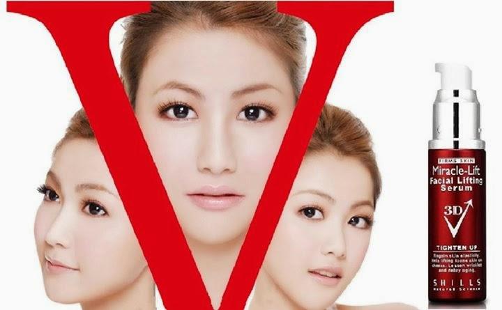Shills Miracle Lift Facial Lifting Serum, SHILLS Miracle Lift Beauty Workshop, shills, anosa, dot dot, miracle lift