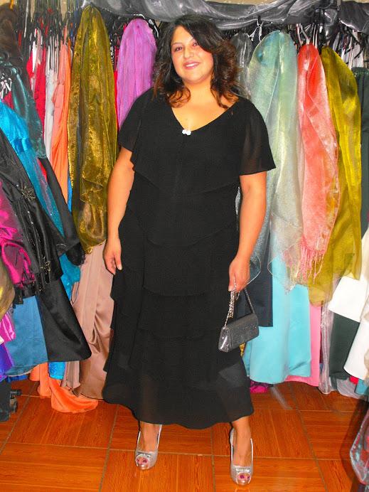 Vestidos de fiesta xxl en chile
