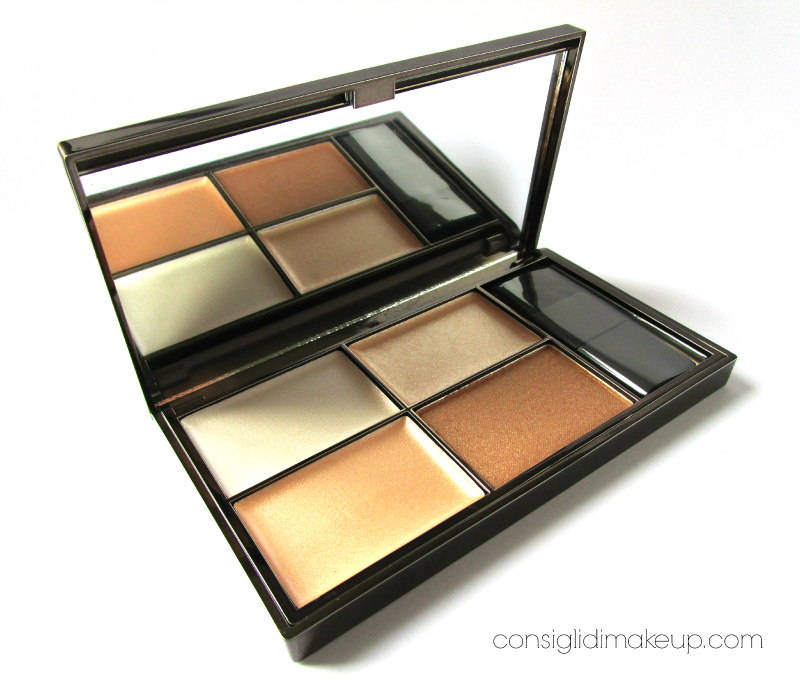 sleek makeup precious metals