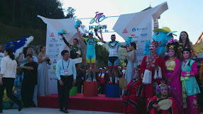 TOUR OF QUANZHOU BAY CHINA 2.2 UCI