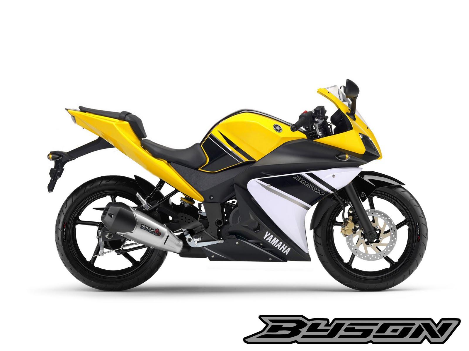 Modifikasi Motor Yamaha 2016 Modif Yamaha Bison Terbaru
