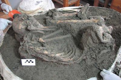 Plus d'une centaine de tombes Mayas découvertes au Mexique