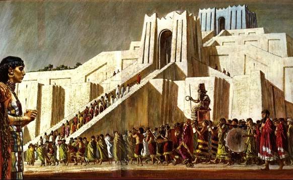 ziggurats vs pyramids Ziggurats were huge religious monuments built in the ancient mesopotamian valley and western iranian plateau, having the form of a terraced step pyramid of.