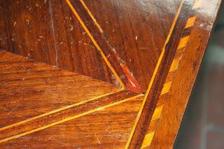 Restauración de muebles de madera antiguos