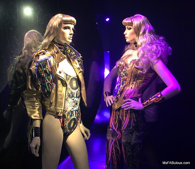 the blonds costume